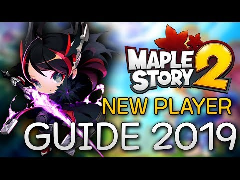 A Beginners Guide To Maplestory 2 In 2019 - The Basics