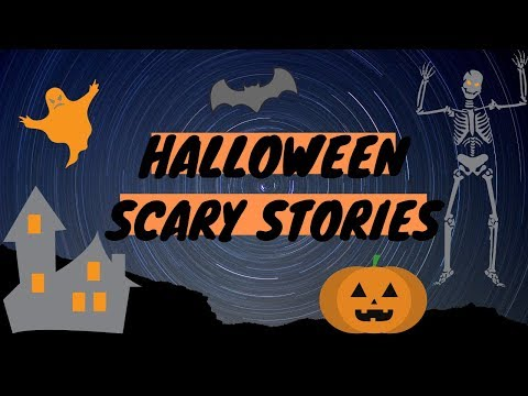 Halloween Horror Stories|BABYYGURLLYY