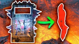 HOW TO BUILD THE SHIELD ON ROUND 1 IN BLOOD OF THE DEAD (Black Ops 4 Zombies Easter Egg Strategy)