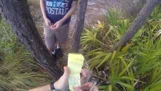 Geocaching In Hilton Head