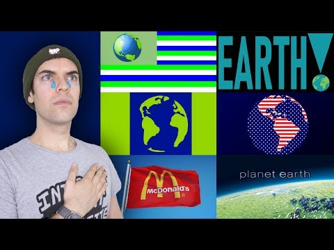 The Official Flag of Earth (YIAY #465)
