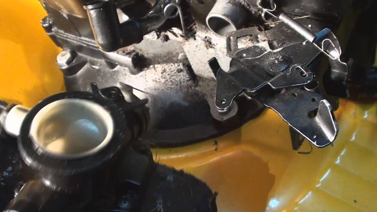 Briggs Stratton Com >> •Changer des membranes carburateur/Briggs&Stratton - YouTube