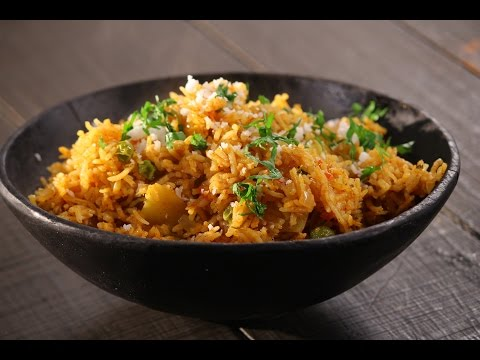 Batata Vatana Pulao | Cooking With Archana | Sanjeev Kapoor Khazana