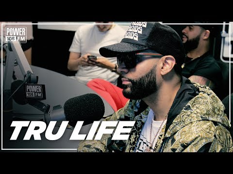 Tru Life On Squashing Beef W/ Prodigy (Mobb Deep) & Serving 8 Years In Prison