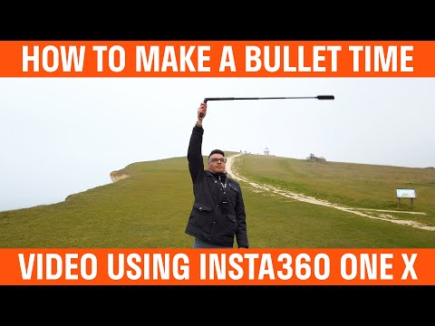 How To Make A Bullet Time Video Insta360 ONE X Tutorial