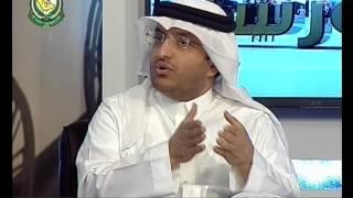 الدكتور أحمد درويش والدكتور بدر الراشد في (برناج الورشة القناة الثقافية السعودية): النحو ومهاجموه 2.