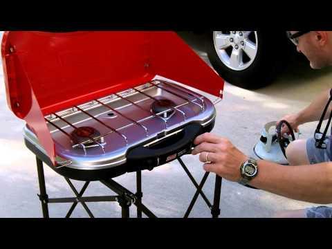 propane grill hookup