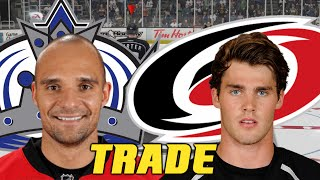 NHL Trade: Sekera - Mckeown, 1st rounder