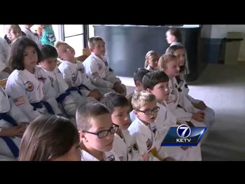 Omaha welcomes martial artists from around the globe