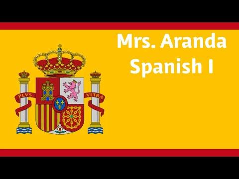 Spanish I: Hawaii high school