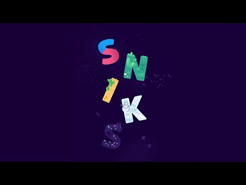 SNIKS (by Shelly Alon) IOS Gameplay Video (HD)