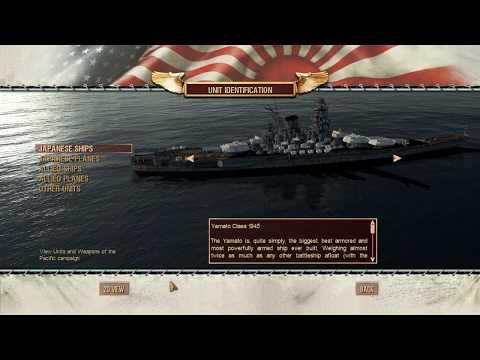 Battlestations Pacific New Mod HQ 4.0 2017