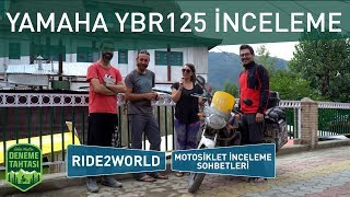 Motorcycle World Tour / Yamaha YBR 125 Review / Ride2world