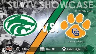 SUVtv Tuesday Showcase: Buford Wolves vs. Cedar Shoals Jaguars thumbnail