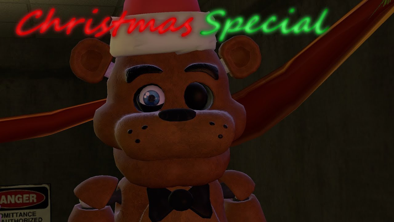 Fnaf Christmas.Sfm Fnaf Christmas Special