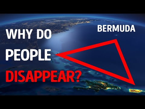 Who Lives at the Bottom of the Bermuda Triangle?