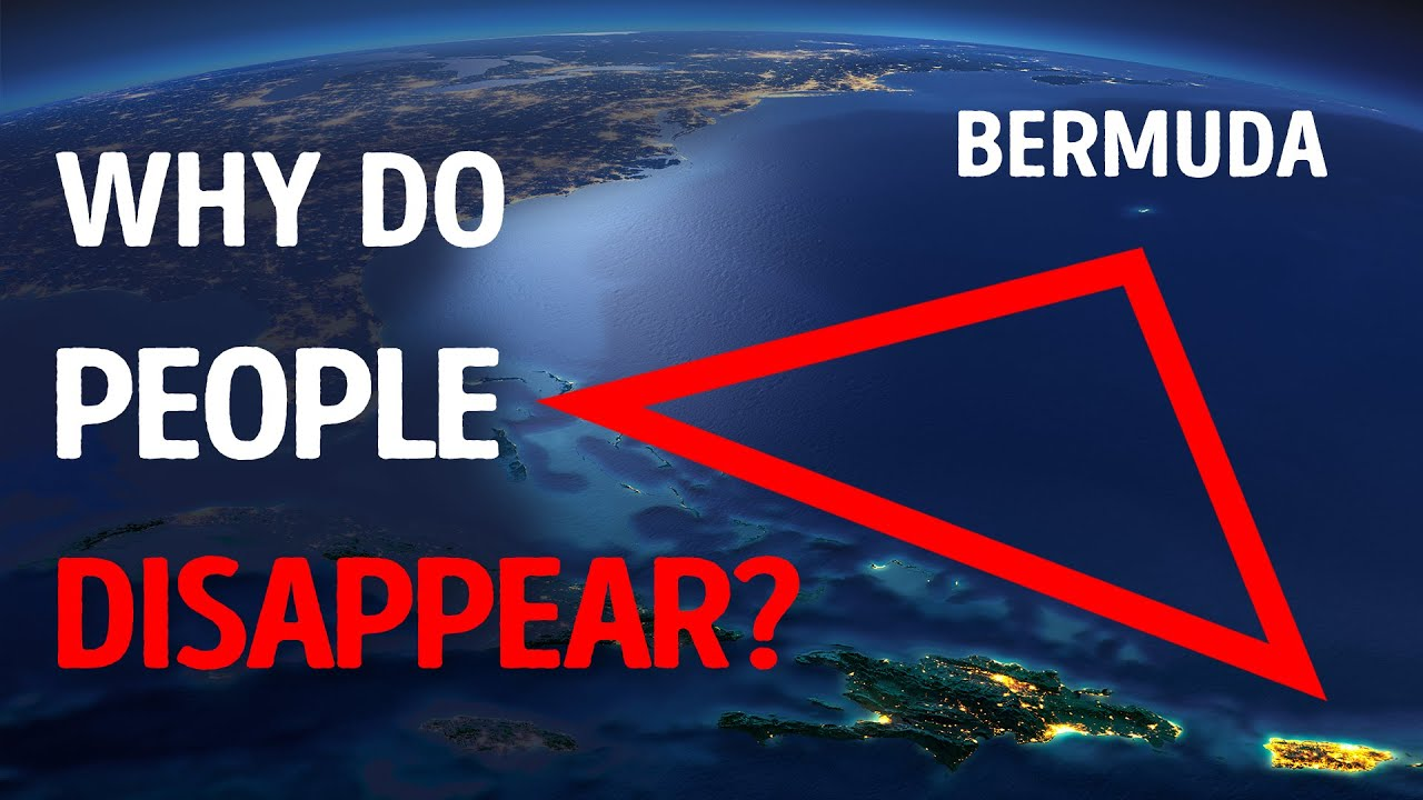 Who Lives At The Bottom Of Bermuda Triangle
