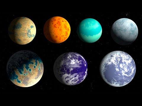 NASA confirma Siete Planetas como la Tierra