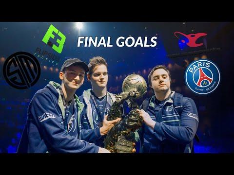 Former Organizations Final Rocket League Goals