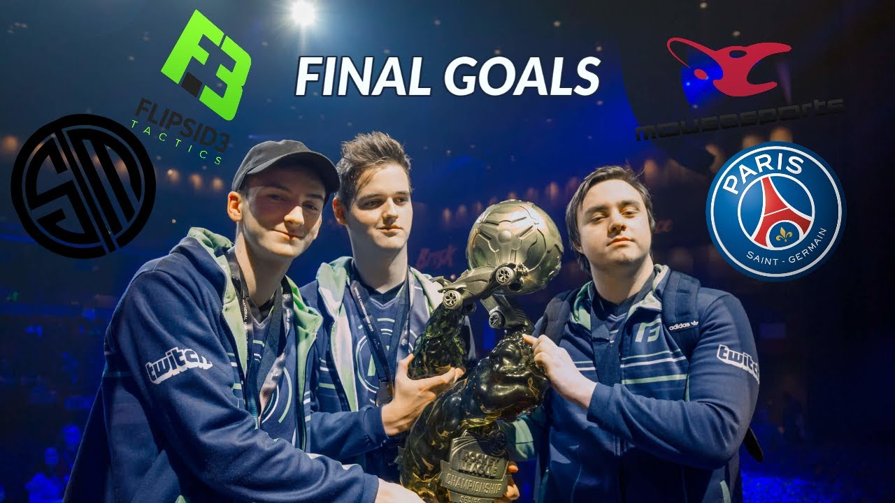 Former Organizations Final Rocket League Goals