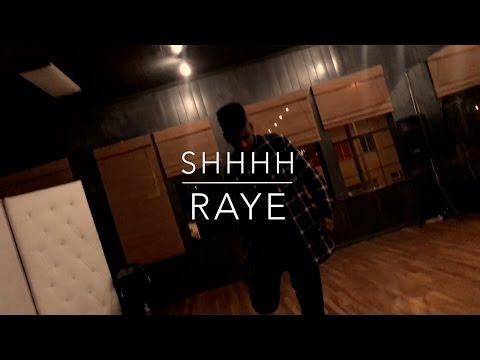 Shhh by Raye | Felix Robinson Choreography