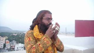 Shankh Naad conch blow by Pundit Lalit Shukla