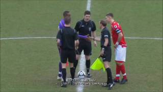 Fastest red card ever!