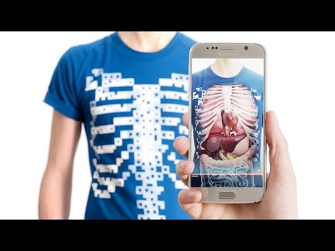 Curiscope's VirtualiTee: Wearable tech you learn with