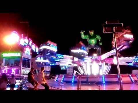 Marter Hnos Tortosa en la feria y fiestas del Corpus Archena 2017