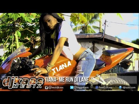 Tiana - Me Run Di Lane {Vanessa Bling Diss} ▶Outa Road Records ▶Dancehall  2015