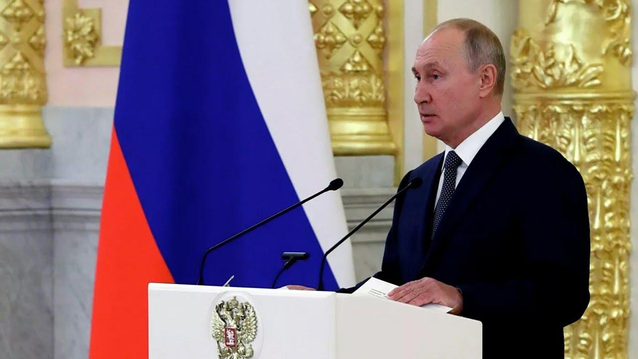 Путин: Все, о чем говорили людям, должно быть безусловно выполнено