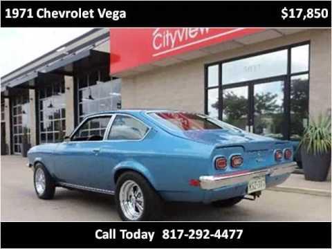 1971 chevrolet vega used cars fort worth tx youtube. Black Bedroom Furniture Sets. Home Design Ideas