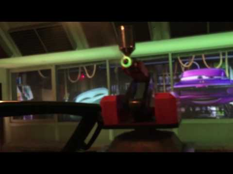 Cars the Ride at Disneyland California adventure