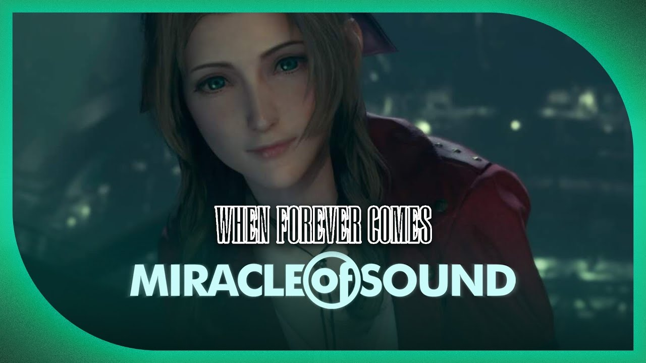 AERITH SONG (Final Fantasy 7) - When Forever Comes by Miracle Of Sound ft. Sharm