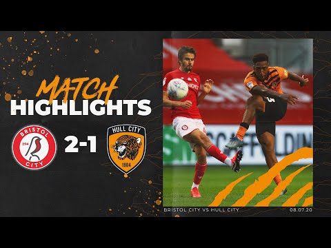 Bristol City 2-1 Hull City | Highlights | Sky Bet Championship