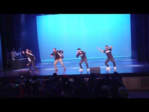 Lambda Sigma Upsilon (University of Delaware Step Show '17)