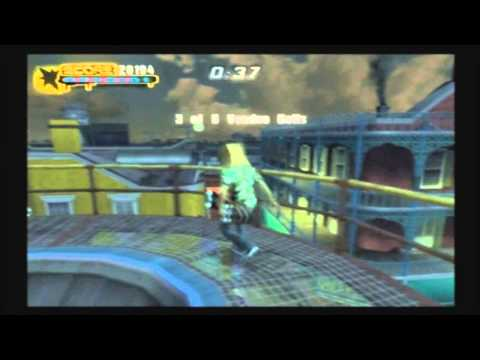 Tony Hawk's Underground 2 (THUG2) Classic Mode Part 8 - New Orleans