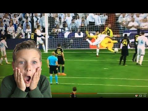 Young Goalie VLOG | Match Results, Lloris Save V Real Madrid, New Gloves/Kit, Spurs