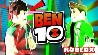 [INSANE!!] BEN 10 AF VS BAD BEN 10 IN ROBLOX! (Ben 10 Arrival Of Aliens)