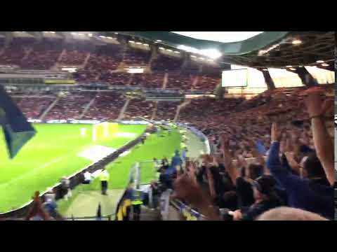 Coupe de France : Les Herbiers - FC Chambly, ambiance côté Chambly