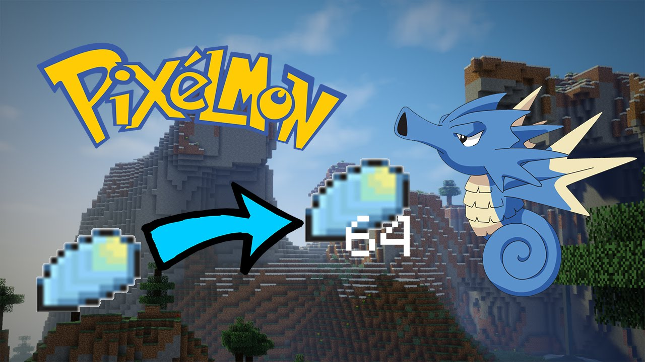 Pixelmon 4 2 7 Duplication Glitch!