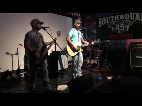 Nicholas Scott Band Whiskey Man Hugh and Jeffs June 24, 2017