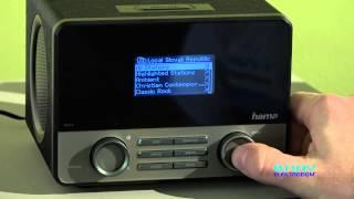 Internetové rádio HAMA IR110 - NAY Elektrodom