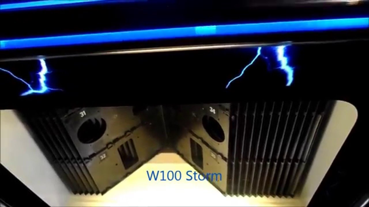 Rowe Storm W100 Jukebox With Compound Issues  Pt  1