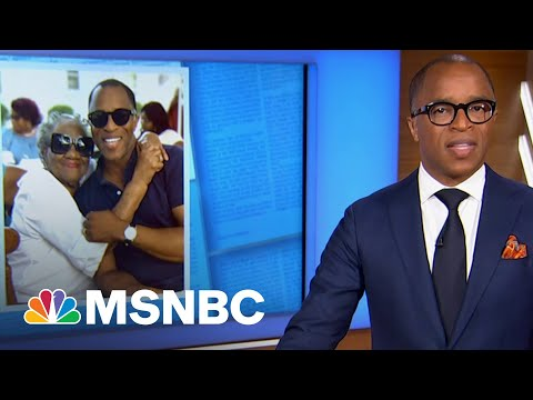 Jonathan Capehart Salutes His Stalwart Cousin Lucille For Mother's Day