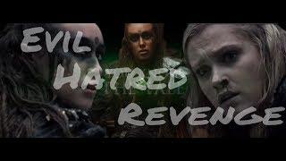 Clexa - Evil, Hatred and Revenge