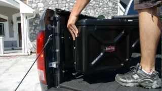 Undercover Swing Case (swingcase Toolbox) Install On 2012 Ram 3500.