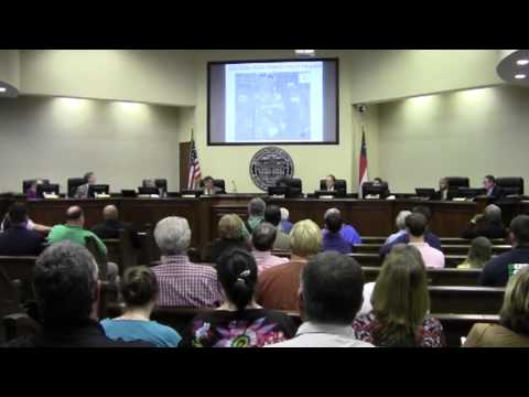LAKE video of Old State Road closing Public Hearing, LCC Regular Session 2013-02-12