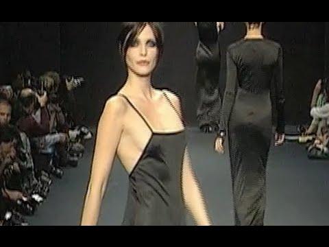 SONIA RYKIEL Spring Summer 1996 Paris - Fashion Channel