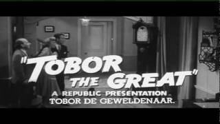 Tobor the Great (1954) trailer